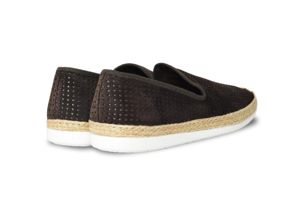 scarpa uomo marrone (retro)